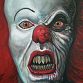 Pennywise by Tom Carlton