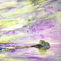 Penon De Ifach In Calpe 02 by Miki De Goodaboom