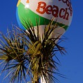 Pensacola Beach Ball by Paul Lindner