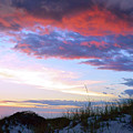Pensacola Sunset After The Storm by Marie Hicks