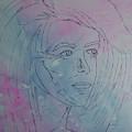 Pensive by Nancy Nuce