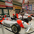 Penske Racing Indy 500 Hall Of Fame Museum by Steve Gass
