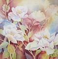 Peony Paradise by Deborah Ronglien