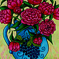 Peony Party by Lisa  Lorenz