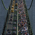 People Participating In The Annual by Phil Schermeister