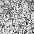 People People People by Michelle Calkins