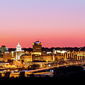 Peoria Downtown by Photography Wrap