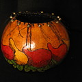 Pepper Gourd by Deborah Hildinger
