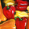 Peppers by Karyn Robinson
