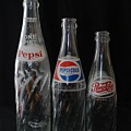 Pepsi Cola Bottles by Rob Hans