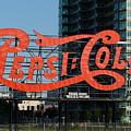 Pepsi-cola by Valerie Ornstein