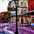 Pere Antoine Alley - New Orleans by Bill Cannon