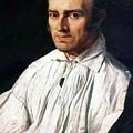 Pere Desmarets by Ingres Jean Auguste Dominique