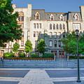Perelman Quadrangle - University Of Pennsylvania by Bill Cannon