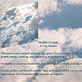 Perfect Clouds by Elly Potamianos