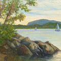 Perfect Day For A Sail by Phyllis Tarlow