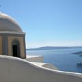 Perfect Day In Santorini by Jessica Estrada