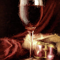 A Perfect Glass Of Wine by Peter Hogg