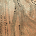 Perforated Metal Sheet by Sophie McAulay