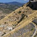 Pergamon Amphitheater by Bob Phillips
