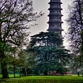 Pergoda Kew Gardens by Lance Sheridan-Peel