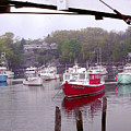 Perkins Cove by Peter Williams