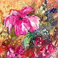 Perky Pink by Miki De Goodaboom