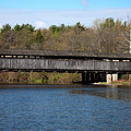 Perrine's Bridge In Spring #2 by Jeff Severson