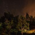 Perseid Meteor Glow A by Phyllis Spoor