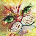 Persian Attitude by Sherry Shipley