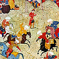 Persian Polo Game by Granger
