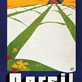Persil - Statt Sonne - Vintage Advertising Poster For Detergent by Studio Grafiikka