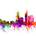Perth Australia Cityscape 02 by Aged Pixel