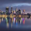 Perth My Beautiful City by Kym Clarke