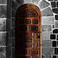 Peruvian Door Decor 13 by Xueling Zou