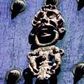Peruvian Door Decor 7 by Xueling Zou