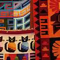 Peruvian Tapestries  by Bob Phillips