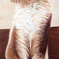 Pet Portrait by Suzette Castro