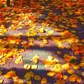 Petals Of Faith by Alexandra Felecan