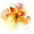 Petals Of Gold by Amanda Moore