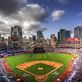 Petco Park Opening Day by Shawn Everhart