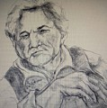 Peter Falk by Brian Wagner