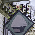 Peter Hay Kitchen Sign by Teresa Mucha
