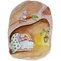 Peter Rabbit  by Irina Sztukowski