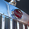 Peterbilt Angry Duck by Theresa Tahara