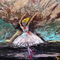 Petite Ballerina by Mary Carol Williams
