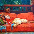 Petite Somme After A. Bridgman by Enzie Shahmiri