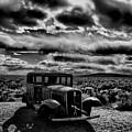 Petrified Forest Car  by Ferran Badia