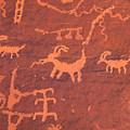 Petroglyphs by Stephen Whalen