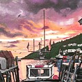 Petty Harbour by Sharon Duguay